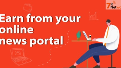 How to earn from your online news portal